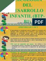 2 Psicología del Desarrollo Infantil CLASES 5to semestre BTP-B1 1-OCT-2021