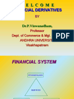 financial derivatives1