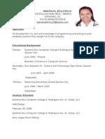 kelleths resume