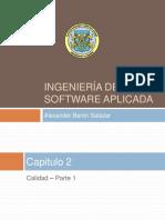 Capitulo2.1 CalidadSoftware