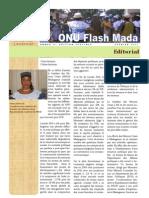 ONU Flash Mada Février 2011 (SNU - 2011)
