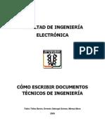 Como Escribir Documentos Tecnicos de Ingenieria v13