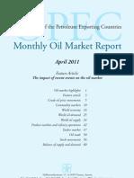 OPEC Report April 2011