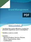 Brand Management '10