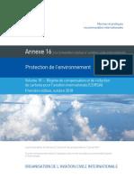 Icao Annex 16 Environmentalprotectionvolumeiv-corsia - FR