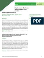 Aspectos epidemiológicos del síndrome de burnout en el personal sanitario. Hospital aquilino tejeira. Febrero-marzo 2011