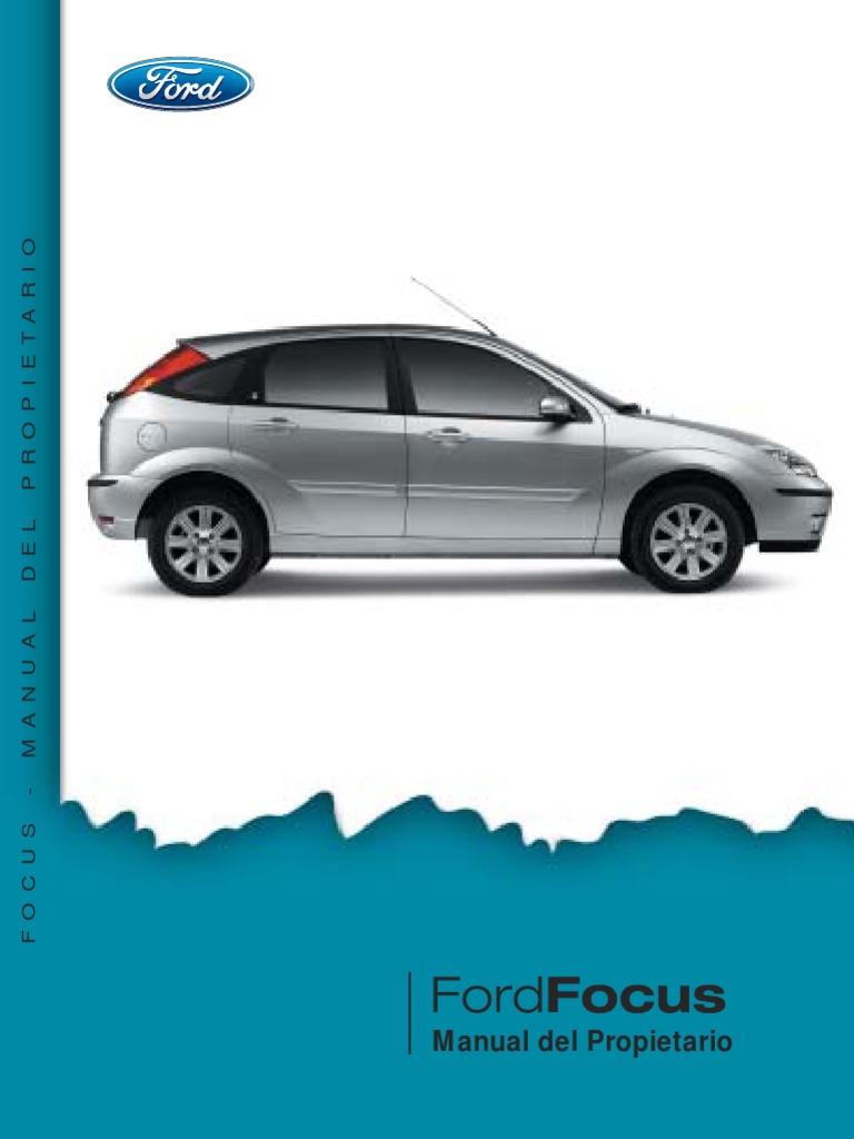 manual del focus ghia duratec rh es scribd com ford focus manual propietario ford focus 2012 manual usuario