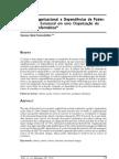 Cultura Organizacional e Dependências de Poder