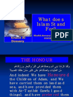 What does Islam Stand For?