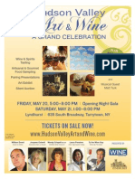 Hudson Valley Art & Wine - A Grand Celebration