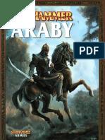 Warhammer Fantasy Arabia Armeebuch