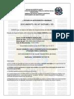 Antecedentes - Sistema Antecedentes _ Secretaria de Segurança Pública e Defesa Social do Estado do Espírito Santo