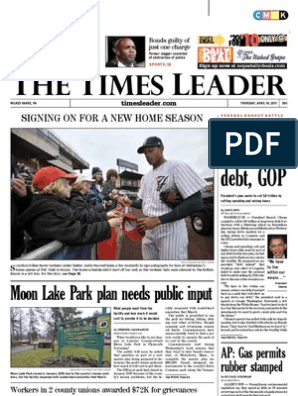 Times Leader 04 14 2011 Wilkes Barre