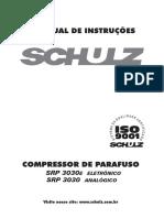 Manual Srp 3030 Schulz