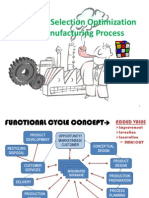 4. Material Selection - Manufacturing Process