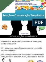 comunicacao terapeutica