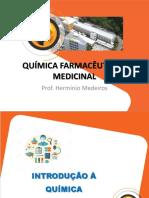 Química Farmacêutica 01