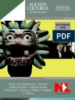 Agenda Cultural   Septiembre 2008