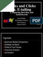 Ecommerce Final Presentation