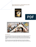 Ancaman Global Freemasonry Terbongkarnya Sisi Gelap Pemikiran Masonik - Harun Yahya