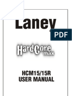 HCM15R Manual - 2002 - Issue 1