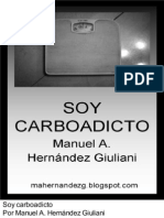 Soy Carboadicto - Manuel a. Hernandez Giuliani