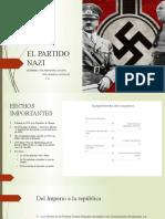EL PARTIDO NAZI