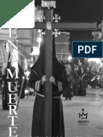 Boletín Cofradía Buena Muerte Benamejí 2011