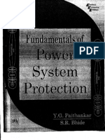 Power System Protection And Switchgear By Badri Ram Ebook