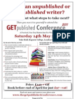Get Published Conference Ad