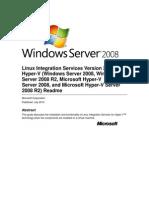 Linux Integration Services v2.1 Read Me