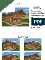Casa Tip 5-135mp