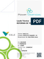 1.03.0 LAUDO TECNICO - OS 120.0139 - TAMBOR 15464514 - NF 12969