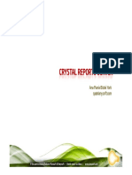 CRYSTAL REPORTS SERVER. Ana María Bisbé York
