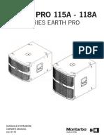 F000527_manuale_EarthPro115A_118A_MN_M000094_ITA_rev_1_0_2019_05_30