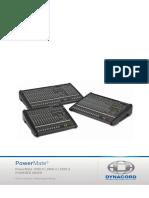 User Manual Handbuch PowerMate-3 (en-De)