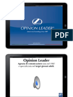 why Opinion Leader