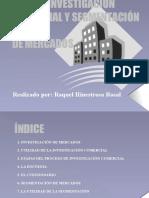 Tema 3-Investigación comercial y segmentación de mercados-Raquel Hinestrosa Rosal
