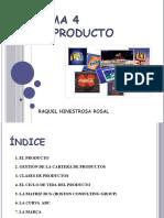 Tema 4-El Producto-Raquel Hi Nest Rosa Rosal