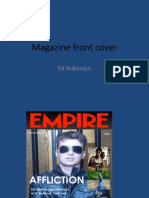 Magazine Front Cover