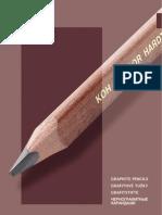 Grafitové ceruzky