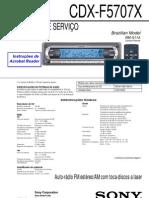 CDX-F5707X