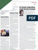 Brand Migration
