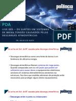 PDF Live NBR 5419 005 Os Surtos Em Sistemas de Baixa Tensao Causados Pelas Descargas Atmosferica