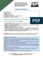 Roteiro 4- 9ºB - Currículo Em Ação - Situações de Aprendizagem 1e2