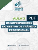 PDF SGT AULA 3 Os Superpoderes Do Gestor de Trafego Profissionalaaaaaaaa