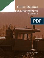 Texto 1_Gilles Deleuze Imagem Movimento Cinema I Excerto