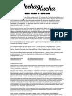 PECHAKUCHA MADRID VOL10 -press release
