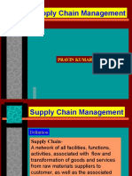 Overview of Supply chain management-1