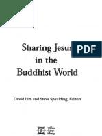 Towards a Buddhist Contexualization